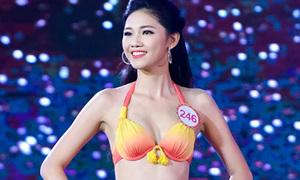 'Siêu vòng ba' 99cm được kỳ vọng đăng quang Hoa hậu Việt Nam 2016