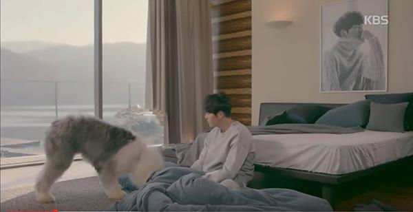 Căn biệt thự đáng mơ ước của nhân vật Joon Young (Kim Woo Bin).