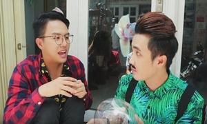 Huỳnh Lập đại chiến võ mồm với 'cô giáo Khánh'