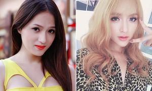 Sao Việt 'biến thành người khác' khi đổi màu tóc