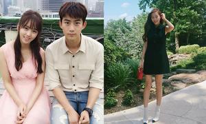 Sao Hàn 25/7: Kim So Hyun đẹp đôi bên Taec Yeon, Jessica khoe chân nhỏ
