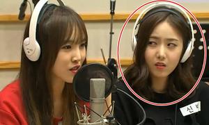 SinB - Idol có gương mặt 'khó ở' nhất Kpop