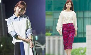 Park Shin Hye trong 'Doctors': Đi làm mà điệu như đi tiệc
