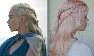 7 kiểu tóc hot bắt nguồn từ 'Game of Throne'