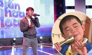 'Sao nhí hát nhạc người lớn' Bé Châu tái xuất truyền hình