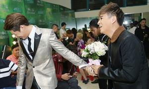 5 cặp nam - nam Vbiz 'tình bể bình' khiến fan ngỡ đang yêu nhau