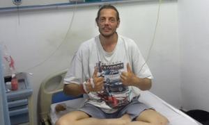 Bị bạn gái bỏ rơi sau khi đi 4.500 km, chàng trai vẫn hết lời khen ngợi