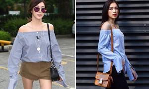 3 mốt Hàn Quốc khó mặc được con gái Việt diện nhiệt tình