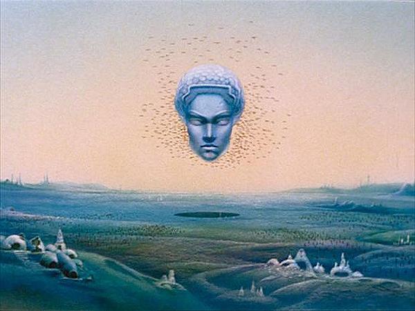 Gandahar là một bộ phim hoạt hình khoa học viễn tưởng của đạo diễn René Laloux, ra mắt lần đầu năm 1988