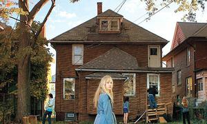 Đoán phim kinh dị qua bối cảnh căn nhà