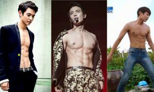 11 idol mỹ nam đẹp nhất khi cởi trần