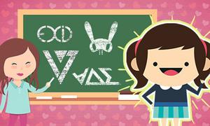 Nhận dạng logo các nhóm Kpop