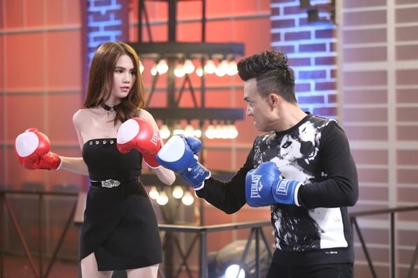 ngoc-trinh-dien-vay-ngan-dam-boxing-khien-tran-thanh-nga-nhoai-4