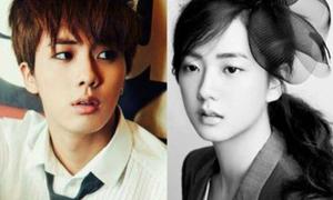 Nữ thần mới nhà YG được ví xinh đẹp như… Jin BTS