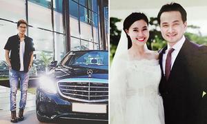 Sao Việt 11/8: JV tiết kiệm tiền mua đồ sang, Lan Ngọc lộ ảnh cưới