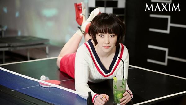 Seo Hyo Won từng làm mẫu cho một số tạp chí ở xứ kim chi.