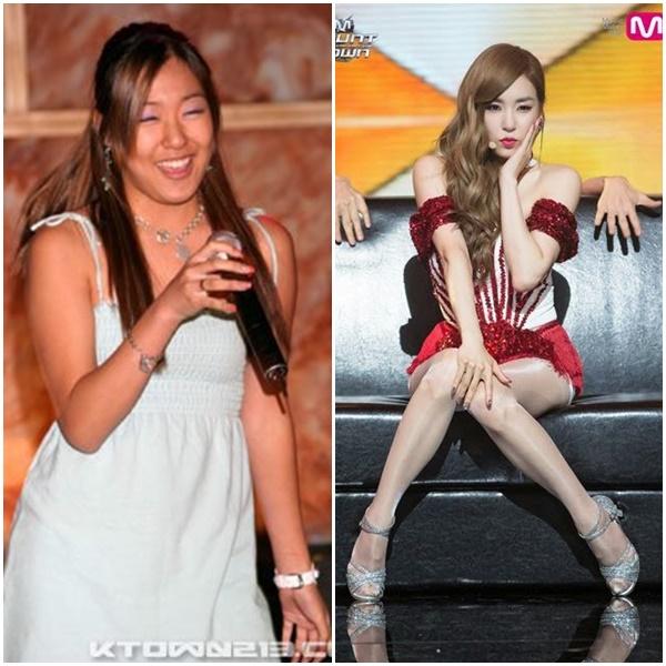 Sau khi giảm cân, Tiffany tự tin khoe hình thể gợi cảm trên các tạp chí, sân khấu âm nhạc. Người đẹp nhà SM còn là mẫu ảnh, gương mặt yêu thích của nhiều nhãn hàng.Trước đó, Tiffany từng bị chê bai rất nhiều khi ngoại hình thừa cân, đen nhẻm thời chưa ra mắt được tiết lộ.