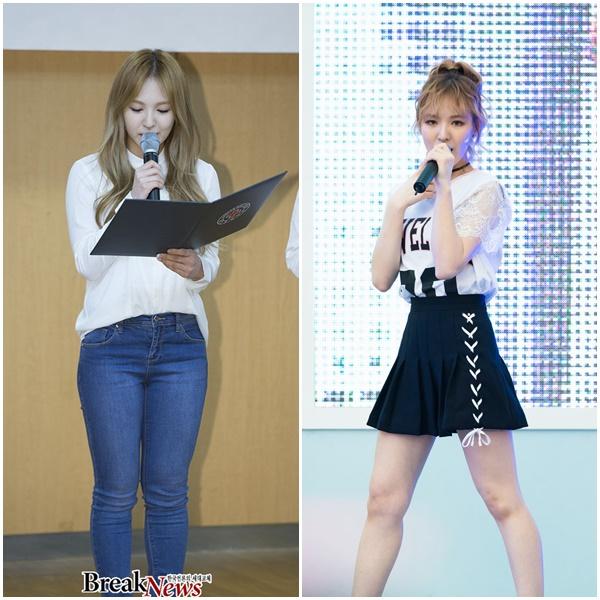 Trên một sân khấu gần đây, Wendy được khen ngợi là xinh nhất từ khi ra mắt đến nay. Phong độ đó tiếp tục được duy trì khi giọng ca của Red Velvet xuất hiện tại sân bay sau đó. Trước đây, Wendy bị xem là lỗ hổng nhan sắc của nhóm vì số cân thừa.