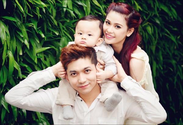 Tổ ấm gia đình Trương Quỳnh Anh - Tim.