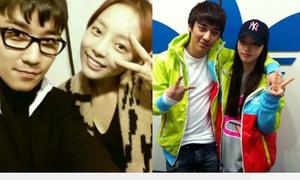 10 đôi bạn thân 'dính như sam' đình đám Kpop