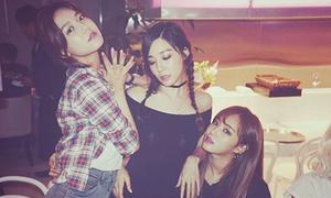 Sao Hàn 15/8: Krystal rũ bỏ hình tượng lạnh lùng, bộ ba SNSD 'diễn sâu'