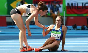 Hình ảnh truyền cảm hứng nhất Olympic 2016