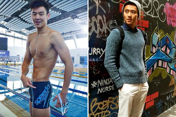 VĐV bơi lội Ning Ze Tao (Ninh Trạch Đào), 23 tuổi, nhiều lần gây chú ý nhờ   khuôn mặt điển trai và hình thể đẹp, cân đối của mình. Anh từng giành HC vàng   nội dung 100m tự do tại giải 2015 World Aquatics Championships và 4 lần quán   quân Asian Games. Tại Olympic Rio 2016, anh không giành được HC nào.