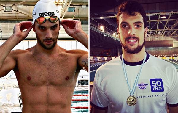 Federico Grabich, 26 tuổi, là VĐV bơi lội người Argentina. Anh từng giành 4 huy   chương tại South American Games 2010 và một HC Vàng tại Toronto Pan   American Games 2015.