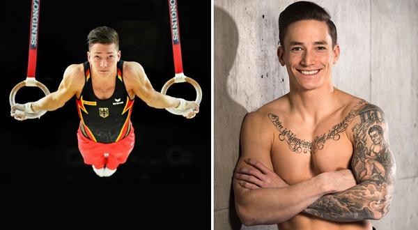 VĐV thể dục dụng cụ người Đức Marcel Nguyen, 29 tuổi, từng 3 lần vô địch châu   Âu và giành 2 HC bạc tại Olympic 2012. Marcel Nguyen có bố là người Việt Nam   và mẹ người Đức, anh bắt đầu tập thể dục dụng cụ từ năm 4 tuổi. Marcel từng gây   sốt ở Olympic 2012 vì ngoại hình điển trai bắt mắt của mình.