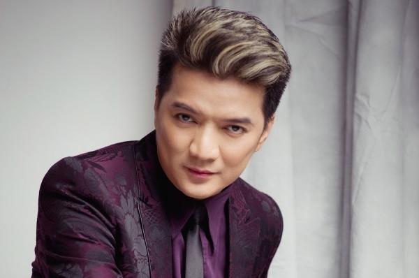 Ông hoàng nhạc Việt Đàm Vĩnh Hưng.