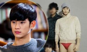 3 mỹ nam 'vạn người mê' màn ảnh Hàn từng là mẫu nội y