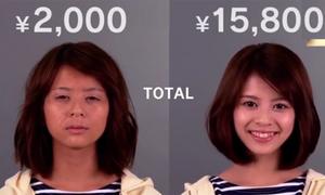 Sự khác biệt khi gái xinh và gái xấu đi xin tiền