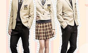 Đoán tên phim Hàn dựa vào đồng phục học sinh