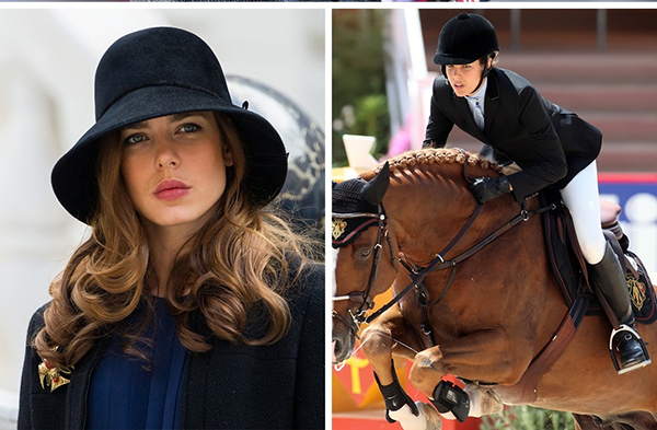 5.Công chúa Charlotte của Monaco:Charlotte Casiraghi, 29 tuổi, là cháu gái của ngôi sao Hollywood Grace Kelly và Hoàng tử Rainier Đệ tam. Charlotte được thừa hưởng nhan sắc lộng lẫy từ bà mình. Cô đã tốt nghiệp Đại học Sorbonne và từng làm việc cho một tạp chínổi tiếng tại London. Sở thích của Charlotte là cười ngựa, cô cũng có kỹ năng cưỡi ngựa rất cừ. Công chúa đứng thứ tư trong danh sách kế vị ngai vàng Monaco.