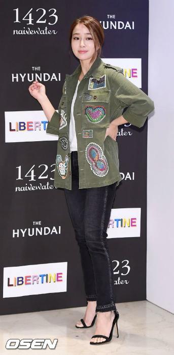 im Min Jung trẻ trung bất ngờ ở sự kiện, khó ai tin được rằng cô đã là bà mẹ một con.