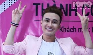 Huỳnh Lập Damtv: 'Diễn xuất té trên sân khấu, chết cũng mãn nguyện'