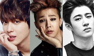 Bạn sẽ hẹn hò với trưởng nhóm nhạc Kpop nào?