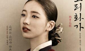 10 'nữ thần' cổ trang đẹp xao lòng của màn ảnh Hàn