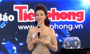 Vòng thi ứng xử tại Hoa hậu Việt Nam 2016