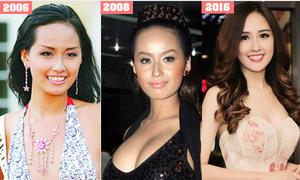 Các hoa hậu Việt Nam đẹp lên thế nào sau đăng quang