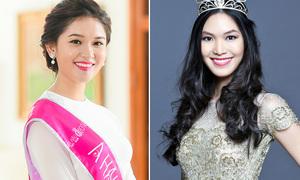 Những Hoa hậu, Á hậu Việt dễ gây nhầm lẫn vì cùng tên