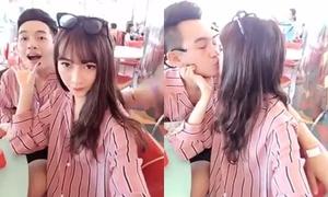 Phở Đặc Biệt hôn trộm Sun Ht