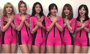 Kiểu chào độc đáo của các nhóm nhạc Kpop