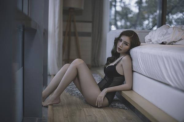 Nhiếp ảnh: Nick Nguyễn Make up: Kuny Lee