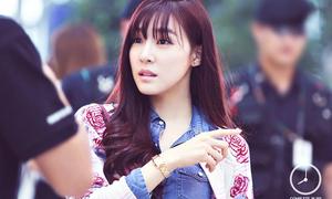 'Đá đểu' Tiffany, phóng viên Hàn nhận hậu quả