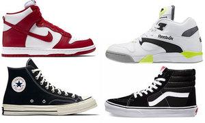 Thử tài chọn đôi sneakers rẻ nhất