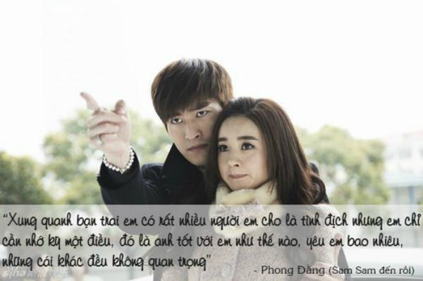 10 loi to tinh ngot nhu mia lui trong phim ngon tinh tq hinh anh 4