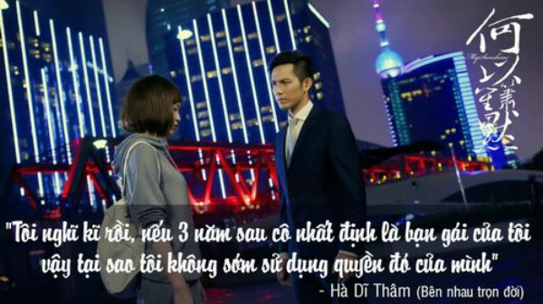 10 loi to tinh ngot nhu mia lui trong phim ngon tinh tq hinh anh 2