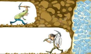 Bạn có phải người dễ bỏ cuộc