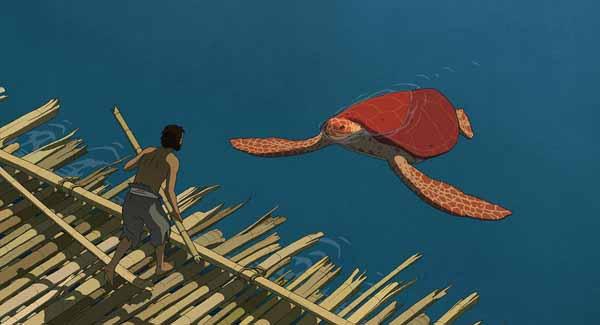 dự án phim hoạt hình hợp tác giữa studio của ông là Ghibli và hãng phim Wild Bunch của Pháp.